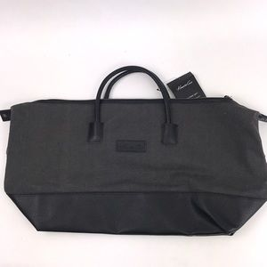 Kenneth Cole tote duffel bag new black